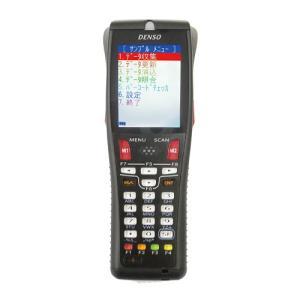 BHT-800B カラー液晶バーコードハンディターミナル Bluetooth (DENSO/デンソー)|welcom-barcode