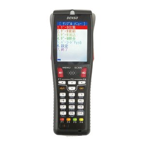 BHT-800B カラー液晶バーコードハンディターミナル 無線LAN 802.11b/g (DENSO/デンソー)|welcom-barcode