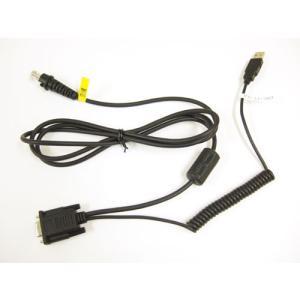 MODEL FM204 ほか用 RS232C接続ケーブル CBL-IT-RU (USB受電)|welcom-barcode