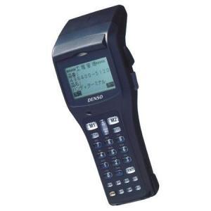 デモ機 セット品BHT-302B バーコードハンディターミナル+USBクレードル セット 5MBメモリ|welcom-barcode