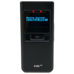 特価 データコレクター KDC300 2次元コードスキャナー USB接続 ディスプレイ付 KOAMTAC(訳あり デモ機)|welcom-barcode