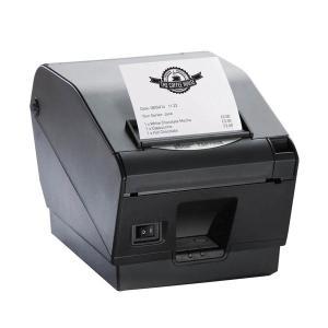 オールマイティプリンタ(レシート・ラベル・厚紙対応) USB 接続 グレー|welcom-barcode