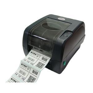 熱転写バーコードプリンタ 4インチ幅 シリアル/セントロ/USB兼備|welcom-barcode