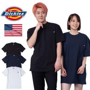アメリカを代表するワークブランドの一つDickies(ディッキーズ)のポケット付きTシャツ。長年愛さ...