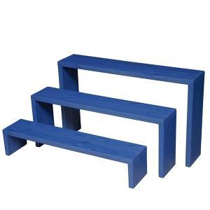 Welcome Wood フラワースタンド ウッドステージ90型3段タイプ  フラワーラック 飾り台|welcomewood|10