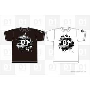 D1 グラフィックTシャツ|welcstore