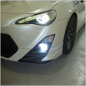 J-NEXT トヨタ86/スバルBRZ フォグランプ用 LEDバルブ H16S 2個セット|welcstore