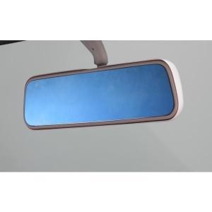 J-NEXT ダイハツ ハイゼット/ハイゼット ジャンボ(200系/500系) カーゴ用 ルームミラー ブルーレンズ 軽トラック 軽トラカスタム welcstore 02
