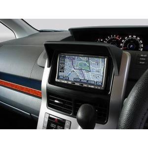 J-NEXT ポリウレタン製 車種別専用 ナビバイザー TOYOTA NOAH/VOXY(R70/75)ディーラーオプションナビ/社外ナビ装着車用|welcstore