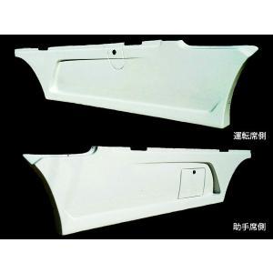 J-NEXT ホンダ アクティ トラック HA8/HA9 用 サイドステップ 塗装済 HONDA ACTY 軽トラ 軽トラカスタム|welcstore|02