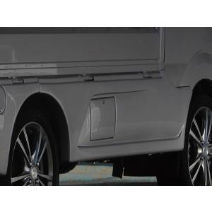 J-NEXT スズキ キャリィ (DA16T) 用 サイドステップ 純正色 塗装済 SUZUKI CARRY 軽トラ 軽トラカスタム|welcstore