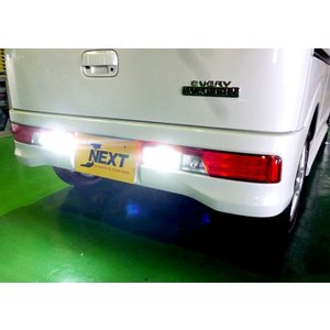 J-NEXT スズキ エブリィ ワゴン(DA17W)用 バックランプ・ナンバー LEDセット SUZUKI 軽バン 軽バンカスタム|welcstore