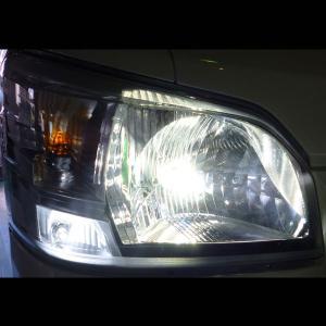 J-NEXT ダイハツ ハイゼット トラック/ハイゼットジャンボ(S201P/S211P)用 ヘッドライト・ポジション・ルームランプLEDセット|welcstore