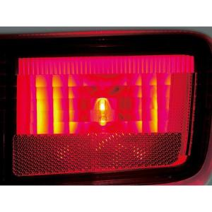 J-NEXT ダイハツ ハイゼット/ジャンボ(S500P/S510P) カーゴ用 テール&ストップ LED レッド DAIHATSU HIJET 軽トラック 軽トラカスタム 軽バン|welcstore
