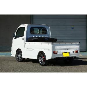 J-NEXT ダイハツ ハイゼット(S500P/S510P)用 サイドステップ 塗装済 DAIHATSU HIJET 軽トラック 軽トラカスタム|welcstore