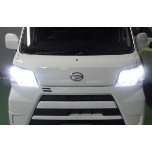 J-NEXT ダイハツ ハイゼットカーゴ(S320V/S330V/S321V/S331V)用 ヘッドライト・ポジション・ルームランプLEDセット DAIHATSU HIJET 軽バン 軽バンカスタム|welcstore