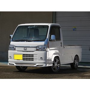 J-NEXT ホンダ アクティ トラック HA8/HA9 用 フロント サイド リア 塗装済 フルキット HONDA ACTY 軽トラ 軽トラカスタム|welcstore