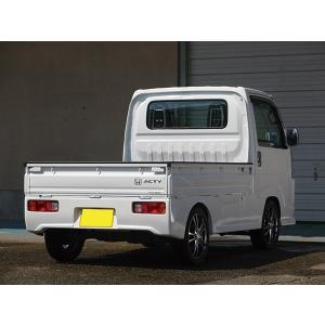 J-NEXT ホンダ アクティ トラック HA8/HA9 用 フロント サイド リア 塗装済 フルキット HONDA ACTY 軽トラ 軽トラカスタム|welcstore|02