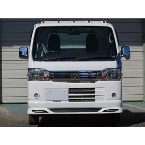 J-NEXT ホンダ アクティ トラック HA8/HA9 用 フロント サイド リア 塗装済 フルキット HONDA ACTY 軽トラ 軽トラカスタム|welcstore|04