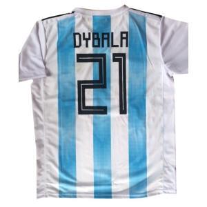 ディバラ#21 アルゼンチン代表(ホーム)18/19 大人用【トップス】