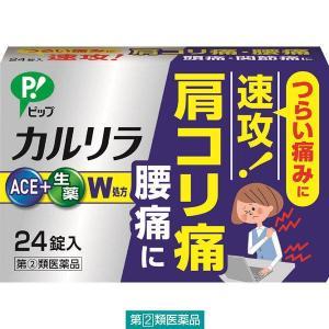 カルリラ 24錠 ピップ 【第(2)類医薬品】 wellhealth-drugstore