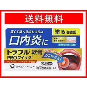 トラフル軟膏PROクイック 5g 送料無料 定型外郵便 指定第2類医薬品|wellhealth-drugstore