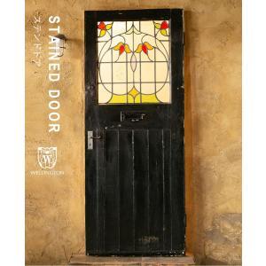 ドア ガラスドア ステンドドア ステンドグラス アンティーク イギリス フランス ビンテージ レトロ エレガント クラシック ヨーロッパ ウェリントン wd-3939|wellington