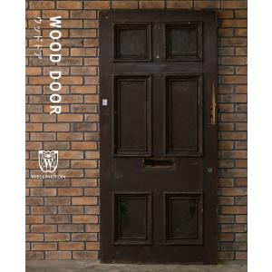 ドア ウッドドア アンティーク イギリス フランス ビンテージ レトロ エレガント クラシック ヨーロッパ ウェリントン|wellington