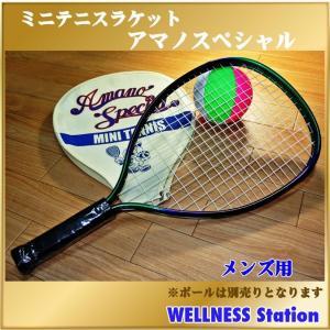 ミニテニス ラケット アマノスペシャル1 目指せ全国大会
