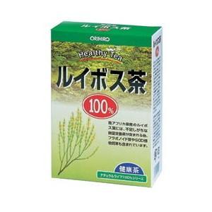 オリヒロ NLティー100% ルイボス茶 (1.5g×26包) ※軽減税率対象商品 wellness-web