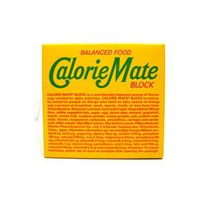 バランス栄養食 カロリーメイト ブロック フルーツ味 (80g)