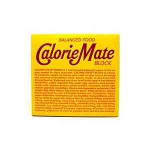 バランス栄養食 カロリーメイト ブロック チョコレート味 (80g) ※軽減税率対象商品|wellness-web