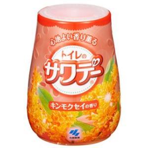 小林製薬 Sawaday サワデー こころ安らぐキンモクセイの香り トイレ用 (140g)