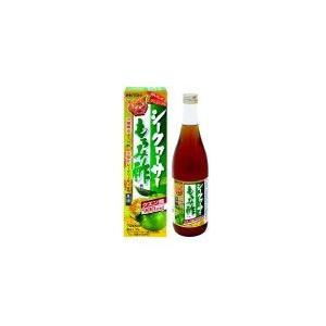 井藤漢方 シークヮーサーもろみ酢飲料 (720ml) ※軽減税率対象商品 wellness-web