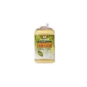 大幸薬品 お風呂の木酢入浴液 (1000ml)