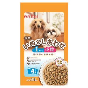日清ペットフード いぬのしあわせ 小粒 1〜6歳 成犬用 (1.3kg)