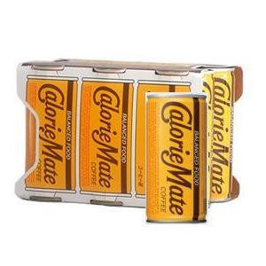 大塚食品 バランス栄養食 カロリーメイト 缶タイプ コーヒー味 (200ml×6缶)