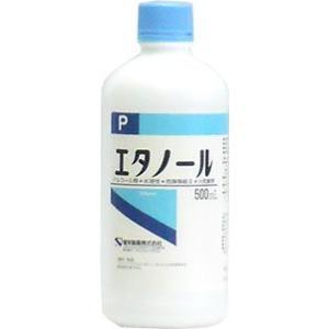 健栄製薬 ケンエー エタノールP (500ml)|wellness-web