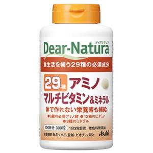 アサヒ ディアナチュラ 29アミノ マルチビタミン&ミネラル (300粒) ※軽減税率対象商品|wellness-web