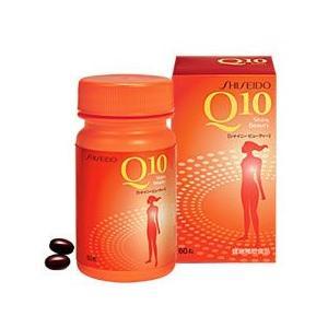 資生堂薬品 Q10 シャイニービューティー コエンザイムQ10 健康補助食品 (60粒) 送料無料 ※軽減税率対象商品 wellness-web