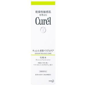花王 乾燥性敏感肌を考えた キュレル 皮脂トラブルケア 化粧水 (150mL) curel 医薬部外品|wellness-web