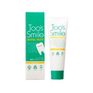 トゥーススマイル 薬用デンタルペースト 歯磨き粉 ハミガキ (100g)