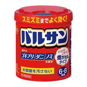 【第2類医薬品】ライオン バルサン6-8畳用 (25g)