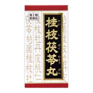 【第2類医薬品】クラシエ薬品 「クラシエ」漢方 桂枝茯苓丸料 エキス錠 (90錠)