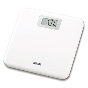 タニタ デジタル ヘルスメーター HD-661 ホワイト (1台) 体重計|wellness-web
