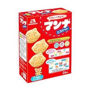 森永製菓 マンナ ビスケット (43g×2袋入) 7ヶ月頃から