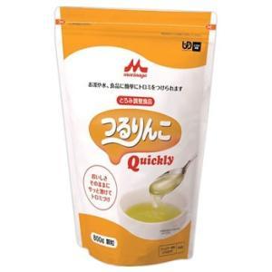 森永乳業 クリニコ つるりんこ クイックリー (800g) 顆粒 とろみ調整食品 JANコード:49...