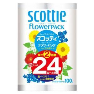 日本製紙 クレシア スコッティ フラワーパック...の関連商品5