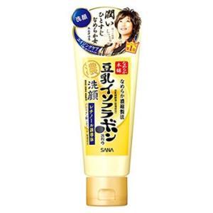 常盤薬品 SANA サナ なめらか本舗 WRクレンジング洗顔 (150g) 洗顔フォーム