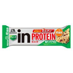 森永製菓 ウイダーinバー プロテイン グラノー...の商品画像